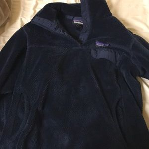 Patagonia women re-tool snap-t fleece pullover